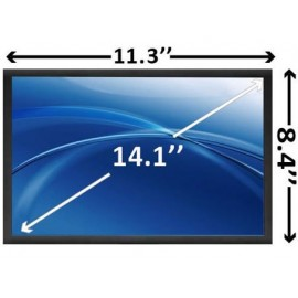 Display laptop 14.1 inch Fujitsu Siemens FMV BIBLO MG70H  LTD141EABF