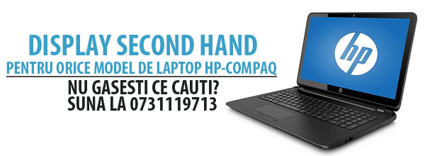 Display laptop HP