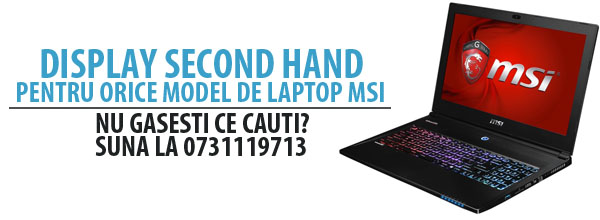 display laptop msi