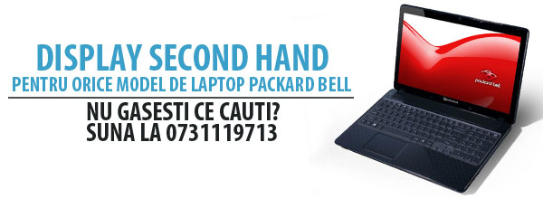 Display laptop Packard Bell