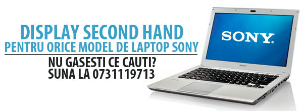 Display laptop Sony Vaio