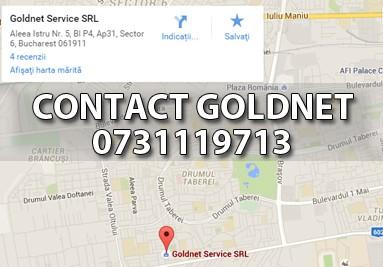 Harta Goldnet Service