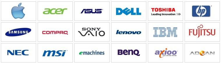 Producatori de laptopuri